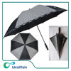 High quality 32 inches black large golf umbrella