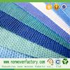 TNT polyethylene non woven spunbond fabric ,fibres and fabrics