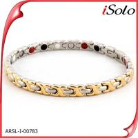 New product 2015 blood pressure magnetic bracelet