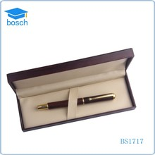 Hot Metal Fountain Pen&wood pen set
