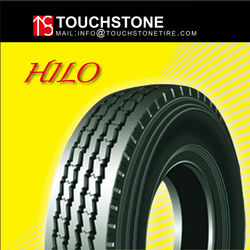 HILO brand 11r/22.5 truck tires with high quality