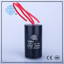 Water Proof Capacitor 4uf Mkp 4mf CBB60