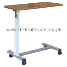 Overbed Table, Adjustable Height, MDF Top