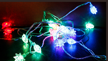 YIWU Caddy SDZS-010 New product new style christmas light ornaments rotator