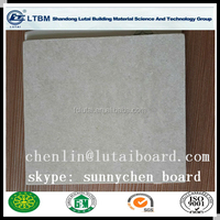 Building siding materials named fiber cement board