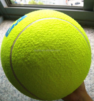 big size tennis inflatable ball jumbo giant tennis ball 6 inch