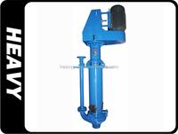 industrial submerged centrifugal slurry sump pump
