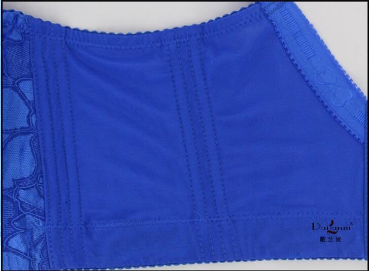 Кубок де 40 38/85/90 42/95 46 44/100/105 размер супер бренд push up женское для женщин в белье кружева благородный рубиновый груди толстая женщина