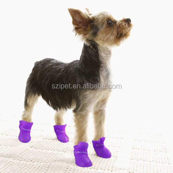 botas de agua para perros pequenos