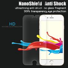 Mobile Film Anti Shock Anti Glare High Transparent screen protector for iPhone 6 film