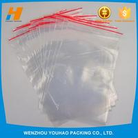 China Online Selling Opp Ziplock Bags Poly Bags Reclosable Bags