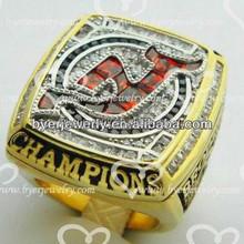 World Series Championship New Jersey Devils Hockey League 2003 Championship Brass Rings