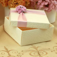 Modern discount wedding sweet boxes