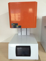 Dental zirconia sintering furnace with programmable advanced touch-screen