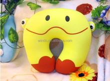 Animal shaped micro beadsneck pillow