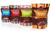 stand up pouch bag for chocolate/snack/potato chips/plastic bags for potato chips
