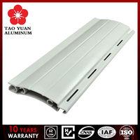 Aluminum slat,aluminium roller shutter profiles,aluminum roller shutter