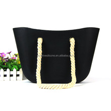 Alibaba China Factory china supplier new product silicone rubber beach bag