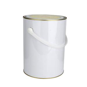 Sơn Tin Xô Container Hóa Chất Thùng, kim loại Lon Cho Pvc Dung Môi Xi Măng