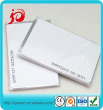 popular rfid hotel smart card key /blank id access card /blank smart card