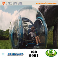 Jurassic World gyrosphere Le Bar Car Happy kid Car Happy car