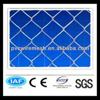 plastic chain link fencing factory for sale