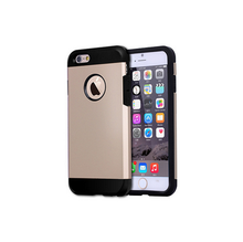 TOP selling for iphone 6 cases, for iphone 6 shockproof case mix color, Anti-Shock Protective Plastic case for iphone 6 4.7 inch