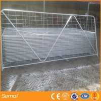 China professional manufacturer galvanized farm gate