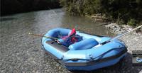 GTP300 inflatable fishing raft