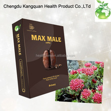 Natural herbal Max male coffee sex enhancement product for men