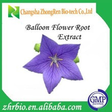 100% Natural Balloon Flower Root Extract 4:1