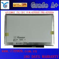 13.3 inch WXGA glossy 40pins LED display LP133WX2(TL)(D1) for SL300