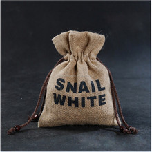 Fancy eco friendly&recyclable jute pouch sack for gift packing,jute bag for candy
