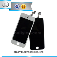 Wholesale Repair Parts Cell Phone Touch Screen LCD Assembly For iphone 5S With Touch Screen Digitizer