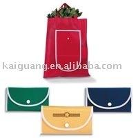 Foldable non woven Shopping Bag/tote/foldable bag