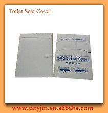 disposable travel toilet seat cover paper