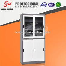 Top hot metal storage chrome filing cabinet