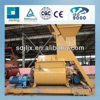 Automatic JS750 concrete mixer