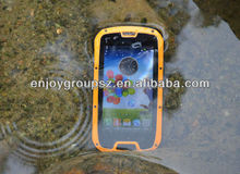 New fashion chip price cell phone S09 rugged waterproof IP68 smart phone NFC Walkie-talkie