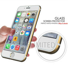 Hot Selling Products 9H Tempered Glass Screen Protector For Iphone 6 plus For Mobile Phone