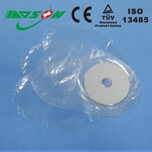 Medical disposable colostomy bag for clinic