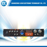 Professional Karaoke tube amplifier With builtin cooling fan
