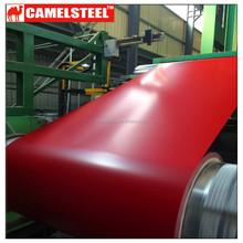 Shandong colored steel,ppgi porcelain coated steel