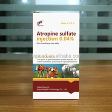 Depond Atropine sulfate injection