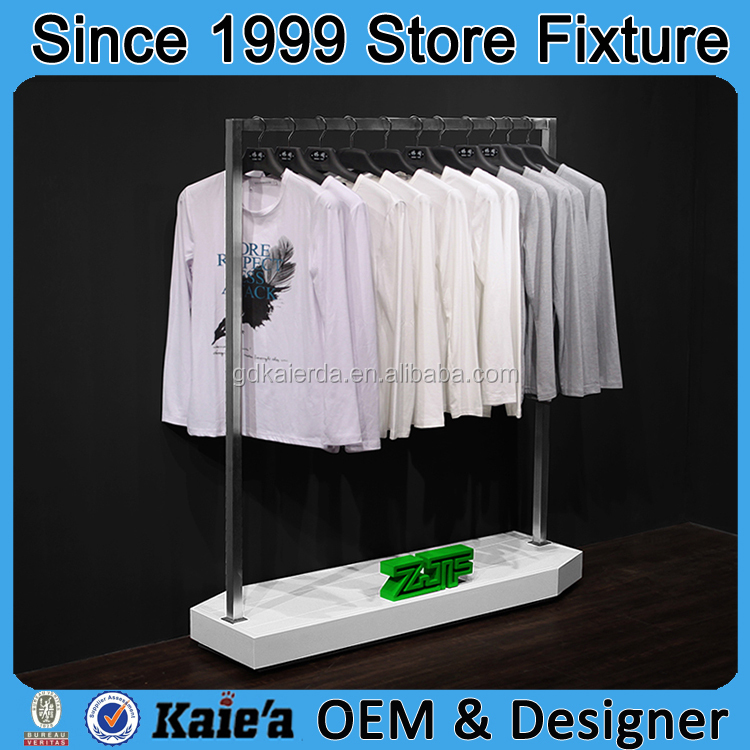 New Products Furniture For Clothing Store clothes Shop