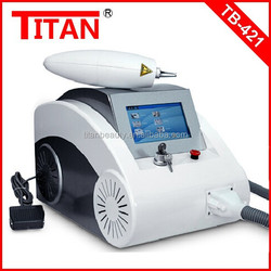 Portable ND YAG Laser Wrecking Ball Tattoo Removal Costs