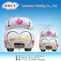 Decoração do carro do casamento balão