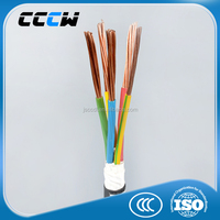 Professional soft copper core low voltage lighting cable