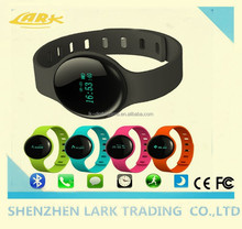 Bluetooth smart braclet watch IOS 7 Android4.3 10w bluetooth speaker control by smartphone directly factory