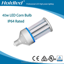 Manufactory 277V IP64 40w garden light led corn bulb led e27 base